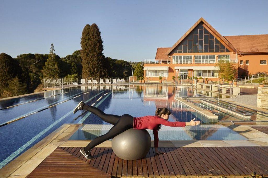 Na Lapinha, a ordem é relaxar e cuidar do corpo e da mente. Foto: Facebook da Lapinha