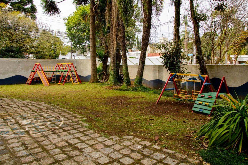 Jardim para anti stress. Foto Divulgação