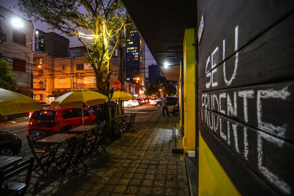 Rua Prudente de Moraes. Foto Daniel Castellano