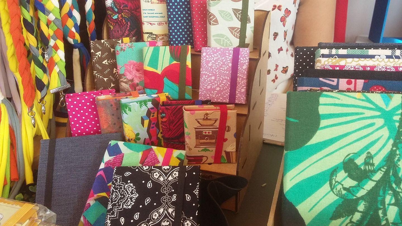 Com o Badu Design, tecidos que seriam descartados ganham nova vida. Foto: Divulgação