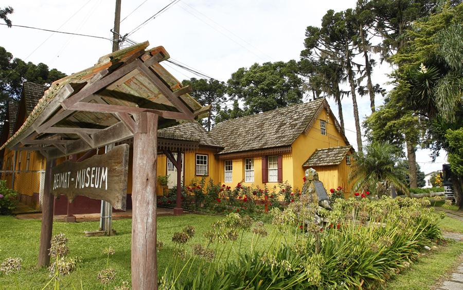 O Museu de Witmarsum guarda a história da colônia. Foto: Rodolfo BUHRER/ La Imagem.