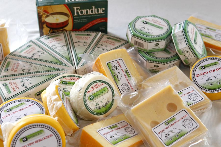 No mercado do produtor você encontra muitos produtos fresquinhos produzidos na região. Crédito foto: Luiz Costa/ La Imagem.