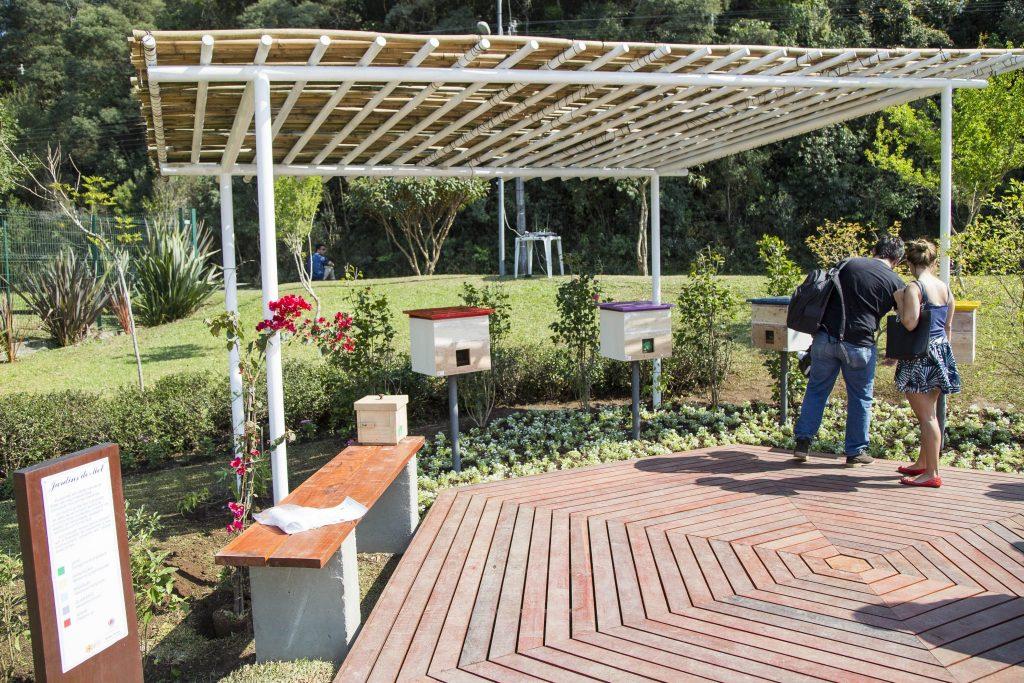 Jardins de Mel. Foto divulgação